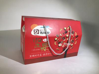 德雅村坚果包装盒