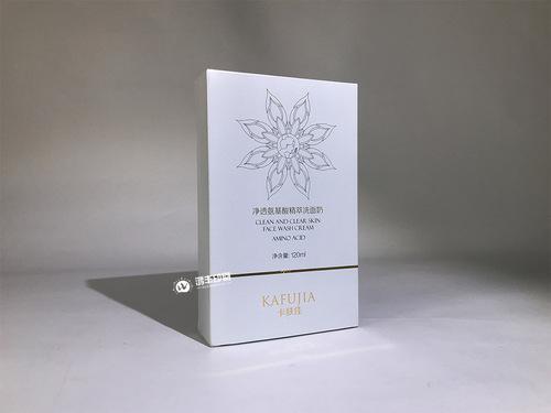 卡肤佳洗面奶—卡盒