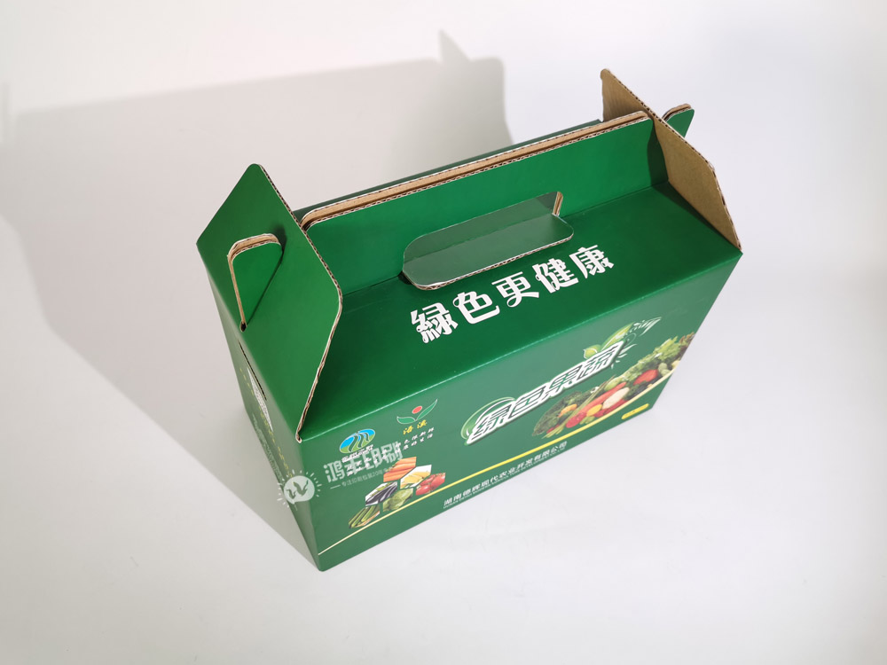 綠色果蔬包裝盒 瓦楞手提包裝盒03.jpg
