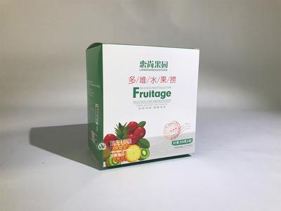 恋尚果园零食包装-卡盒