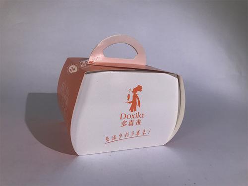 多喜来蛋糕盒 蛋糕卡纸包装盒