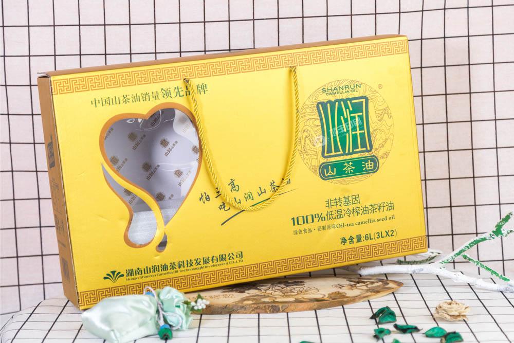 山潤茶油盒 茶油瓦楞禮盒02.jpg