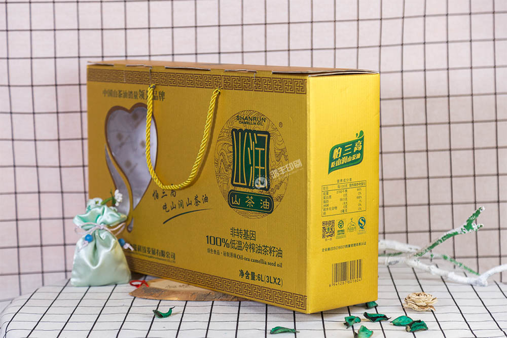 山潤茶油盒 茶油瓦楞禮盒01.jpg