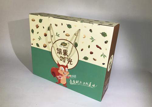 坚果包装盒 食品大礼包
