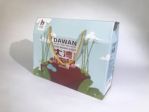大湾红糖瓦楞礼盒