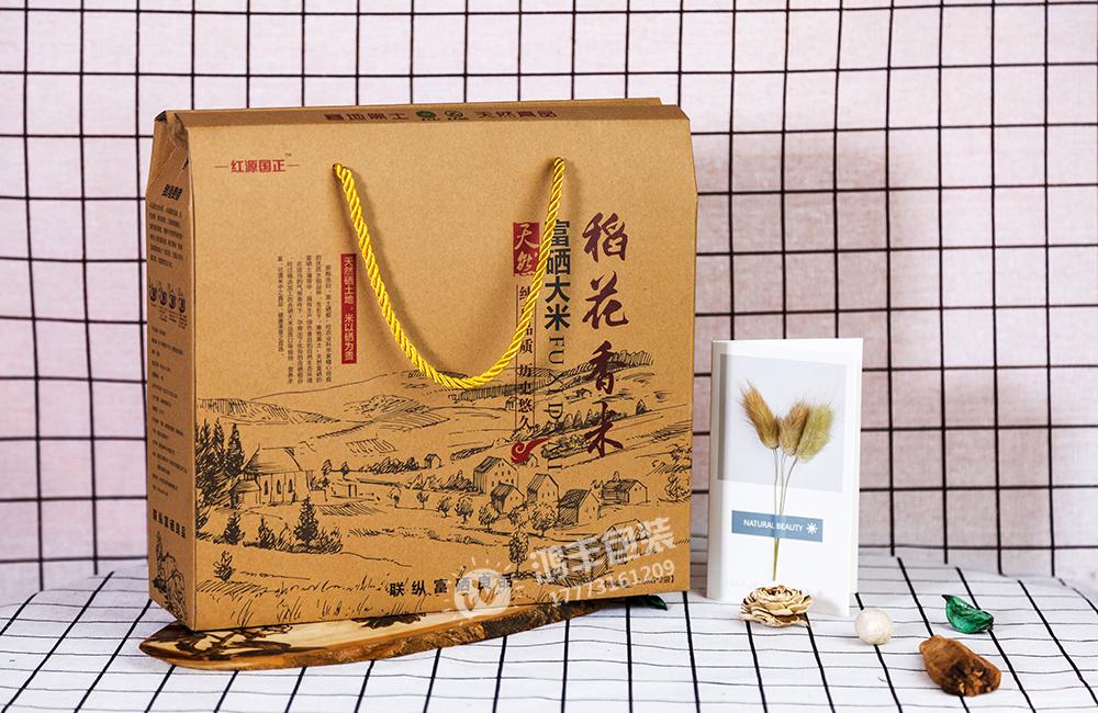 稻花香米瓦楞紙盒01.png